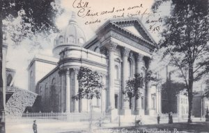 PHILADELPHIA, Pennsylvania, PU-1907; Cathedral Church