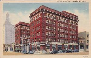 Iowa Davenport Hotel Davenport