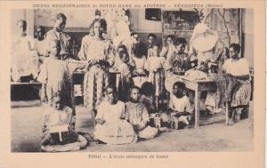 Africa Togo L'ecole Menagere de Lome