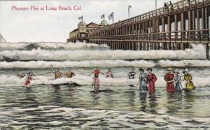 California Long Beach Pleasure Pier