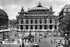 France Paris en Flanant Place de l'Opera BS.PC.17
