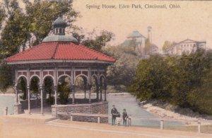 CINCINNATI, Ohio, 1900-10s ; Spring House , Eden Park