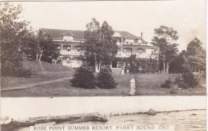 RP: PARRY SOUND , Ontario , Canada , 00-10s ; Rose Pt Summer Resort