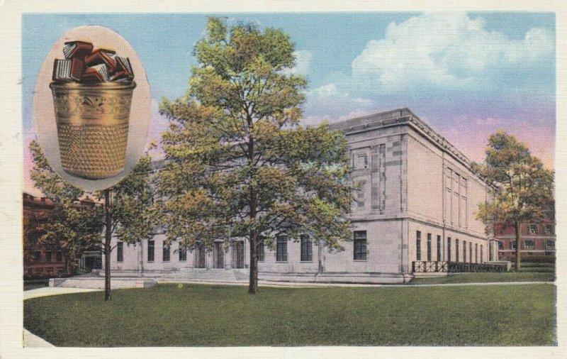 WORCESTER , Massachusetts, 1900-10s; Art Museum