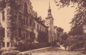 Illinois Joliet Motherhouse And Novitiate Saint Francis