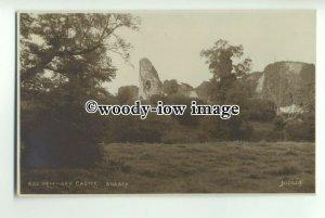 tp9224 - Sussex - The Ruins of Medieval  Pevensey Castle - Postcard - Judge's