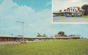 Pennsylvania Harrisburg The Penn Motel