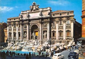Roma - Fountain of Trevi