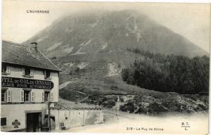 CPA L'Auvergne - Le PUY-de-DOME (220560)
