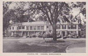 Massachuestts Cambridge The Colonial Inn Albertype
