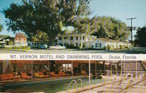 Florida Ocala Mt Vernon Motel ans swimming Pool