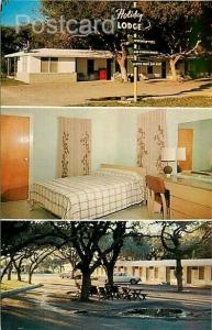 TX, Rockport, Texas, Holiday Lodge, Multi View, Dexter No. 20808-B
