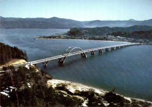 Oregon Waldport Alsea Bay Bridge