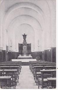 Interior, Retaitenhuis, Kapel, Venlo (Limburg), Netherlands, 1910-1920s