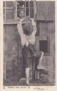 Child Couple ROMEO & Juliet III , PU-1905 ; TUCK
