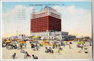 Hotel President, Atlantic City NJ