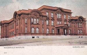 GUELPH, Ontario, Canada, PU-1909; Macdonald Institute