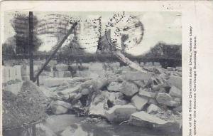 The famous carthage building stone,Carthage,  Missouri, 00-10s