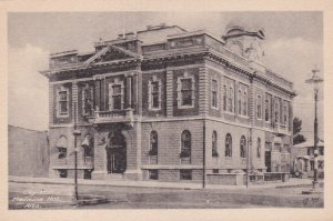 MEDICINE HAT , Alberta, Canada, 1900-10s ; City Hall