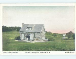 Unused W-Border BUILDING SCENE Hanover New Hampshire NH H5501