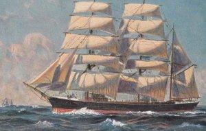 Sailing Vessel , 00-10s