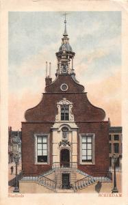 Netherlands Schiedam, Stadhuis, bicycle, bike