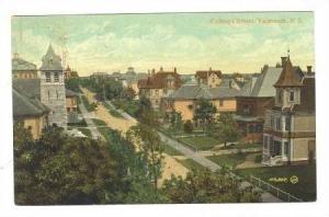 Collings Street , Yarmouth, Nova Scotia, Canada, PU-1909