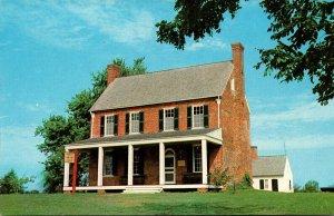 Virginia Appomattox County Court House Clover Hill Tavern