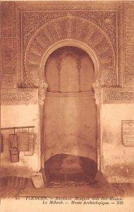 Ancienne Mosquee Sidi Bel Hassen Tlemcen Algeria Unused
