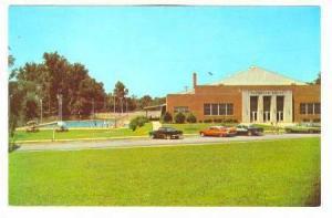 Anderson Recreation Center, Anderson, South Carolina, 40-60s
