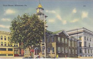 Court House, Allentown, Pennsylvania, 30-40s