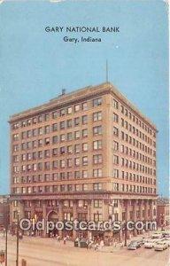Gary National Bank Gary, Indiana, USA Unused