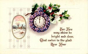 Greeting - New Years