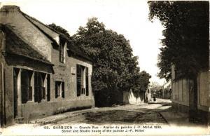 Barbizon - Grande Rue CPA ÉCRIVAIN (116831)