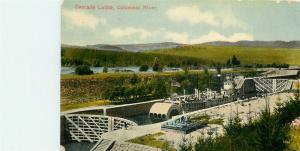 OR, Columbia River, Oregon, Cascade Locks, Louis Scheiner