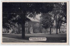 Middleburg Central School NY