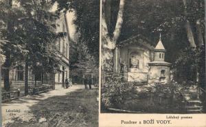 Czech Republic Pozdrav z Bozi Vody 02.52