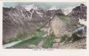 RP, Mountains, Lakes In The Clouds, Canada, 1920-1940s