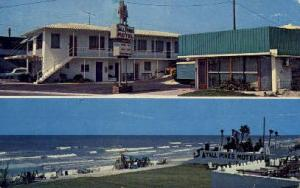 Tall Pines Oceanfront Motel Daytona Beach FL 1966
