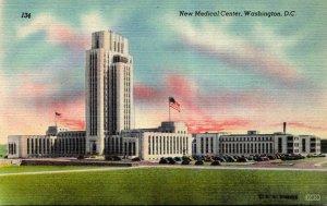 Washington D C Aerial The New Medical Center