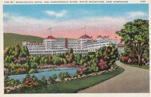 White Mts , New Hampshire , 1910s ; Mt Washington hotel