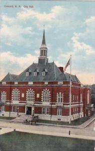 New Hampshire Concord City Hall