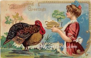 Thanksgiving Greetings 1909