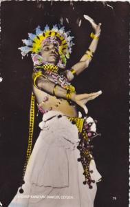 RP: Chief Kandyan Dancer , Ceylon , 30-40s