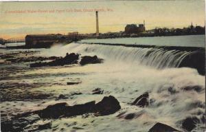 Consolidated Water-Power and Paper Co's Dam, Grand Rapids,  Wisconsin,  00-10s