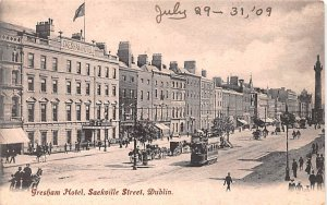 Gresham Hotel, Sackville Street Dublin Ireland Unused