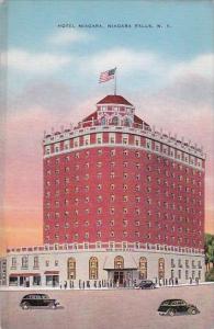 Hotel Niagara Niagara Falls New York