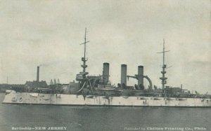Battleship NEW JERSEY , 00-10s