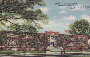 S.L. Sheep School, Elizabeth City, North Carolina, 1930-1940s