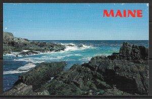 Maine, Ogunquit - Bald Head Cliff - [ME-030]